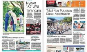 Harian Umum Solopos edisi Selasa 20 Maret 2018