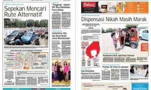 Harian Umum Solopos edisi Senin 12 Maret 2018