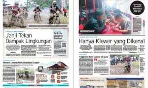 Harian Umum Solopos edisi Senin 19 Maret 2018