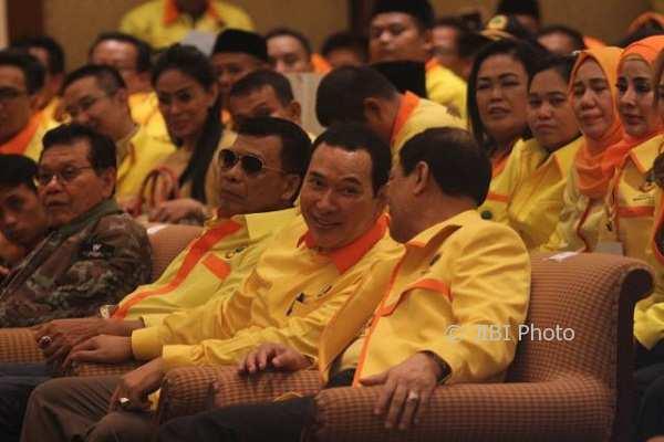 PEMILU 2019 Ada Pollycarpus di Partai Berkarya, Tommy Soeharto: Terserah Pemilih