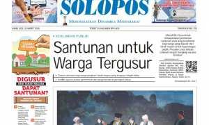 Solopos edisi 22 Maret 2018