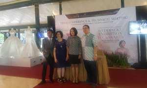 Konferensi pers Weddingku Exhibition kepada awak media, Kamis (15/3/2018). (Salsabila Annisa Azmi/JIBI/Harian Jogja)