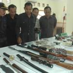 Polri: Yuli eksekutor dua polisi di Purworejo
