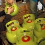 LEDAKAN WONOGIRI : Tabung Gas Meledak, Rumah Warga Wuryantoro Ludes Terbakar