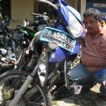 Mobil vs motor di Ngadirojo, 1 tewas