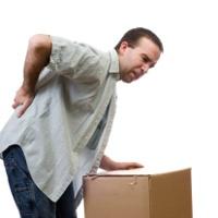 ilustrasi sakit punggung (thinkstock)