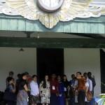 Belajar budaya di Solo, mahasiswa asing tertarik batik