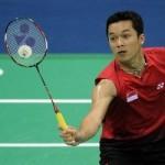 Taufik Hidayat mundur dari tim Piala Sudirman
