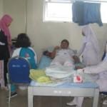IKM Stikes gelar pendonoran darah