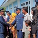 PELANTIKAN PRAJURIT TNI AU
