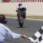 Rossi punya rekam jejak oke di Catalunya