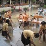 BANJIR PEKALONGAN : Pemkab Pekalongan Fokus Tangani Sekolah Rawan Banjir
