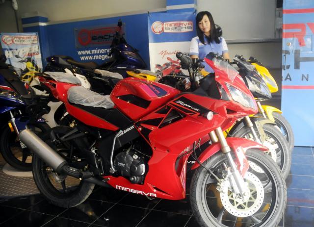 minerva r 150 vx   Jakarta Barat   Jualo