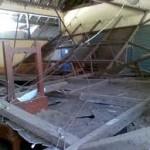 Atap kelas ambrol, 20 siswa di Jombang dilarikan ke RS