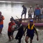 10 Korban tewas perahu terbalik Sungai Bengawan Solo telah ditemukan