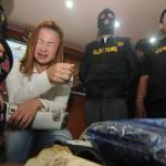 Penyelundup tertangkap di Bandara Adi Soemarmo, SS disembunyikan di lapisan palsu tas