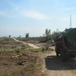 Pembahasan ganti rugi tanah proyek tol deadlock
