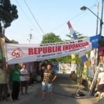Lurah protes instruksi pembuatan spanduk