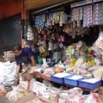 Pasokan kebutuhan pokok di pasar tadisional dipastikan aman