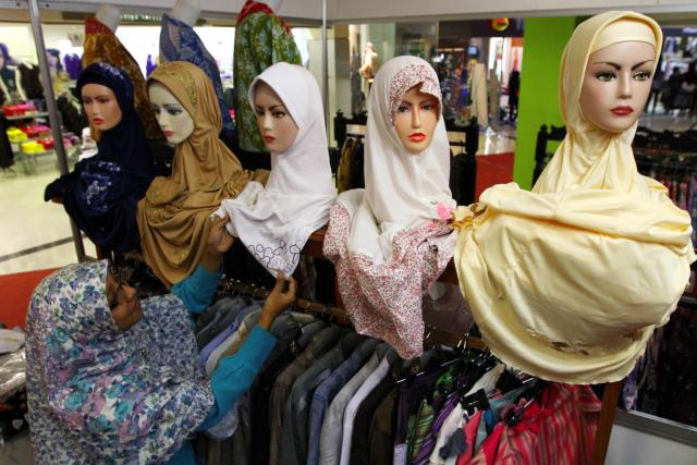 INFO BELANJA : Inilah Toko Busana Muslim dengan Harga Mahasiswa