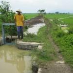 PENCEMARAN AIR : Dituding Mencemari Irigasi, Ini Penjelasan Perusahaan Garmen di Tegal Krapyak