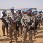 Kontingen Polri di Sudan peringati HUT RI