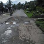 Warga Ngringo desak perbaikan jalan kampung