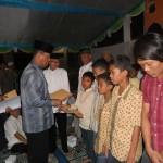 Polres Grobogan santuni anak yatim piatu