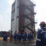 Menimba ilmu keselamatan kerja di Pertamina (Bagian II/habis)