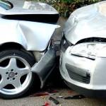 KECELAKAAN SUKOHARJO : Diduga Mengantuk, Xenia Tabrak Taksi, Sopir Terluka