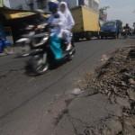 Jalan Mojosongo rusak, DPU dan Dishub saling lempar tanggung jawab