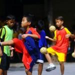 57 SD ikuti kejuaraan bola voli dan sepak takraw