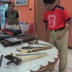 Pemulung nekat, nyuri benda kuno di rumah mantan Bupati Wonogiri