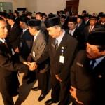 Walikota lantik direksi baru PDAM dan pejabat Pemkot