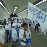 Tujuh jemaah wafat di Arafah dan Mina