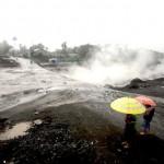 MUSIM HUJAN : Rawan Banjir Lahar Hujan, Penambangan di Sungai Gendol Dihentikan