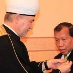 Dubes RI dapatkan penghargaan umat muslim Rusia