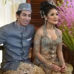 Nindy dan Azka resmi menikah