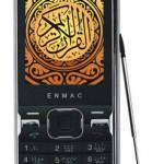 Enmac MQ710, Ponsel dengan muatan Islam komplet