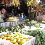 Pasokan minim, harga sayur melejit