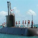 Chang Bogo, kapal selam calon pengawal samudera Indonesia
