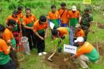 Penanaman 10.000 Pohon dan Pemasangan GPS Terbanyak Pecahkan Rekor MURI