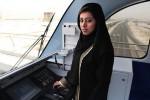 Wow! Mariam Al Safar Jadi Masinis Wanita Pertama di Timur Tengah