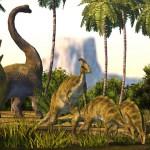 Ilmuwan Temukan Fosil Dinosaurus Raksasa di Gurun Sahara