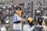 DEMO BURUH : Ratusan Karyawan PT Luxindo 2 Bulan Tak Terima Gaji