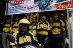 TAKSI MOTOR: Wusss Taksi Motor Rambah Solo