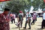 SAVE BENGAWAN SOLO: Bupati Sukoharjo pun Sumbangkan Suara