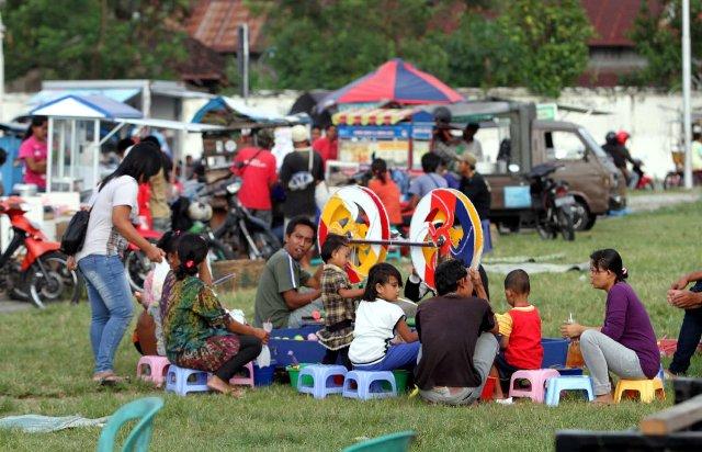 PENATAAN PKL SOLO : DPP akan Ikut Tata PKL di Alkid