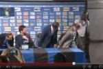 """Mendadak """"Pulang"""", Balotelli Kejutkan Jumpa Pers Stramaccioni"""