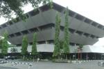 SUSUT -- Gedung DPRD Jateng di Semarang. Jumlah partai politik di Jateng diyakini menyusut drastis jika aturan ambang batas parlemen 3,5% diterapkan. (lensaindonesia.com)